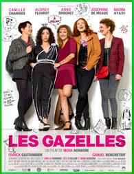 Las gacelas (2014) [3gp/Mp4/DVDRip Latino HD Mega