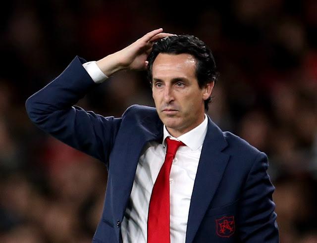 Unai Emery wasn't good enough for Arsenal - Lehmann