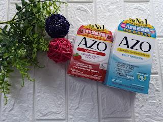 解決女性減低私密不適的煩惱 - AZO 私護寧及泌尿寧