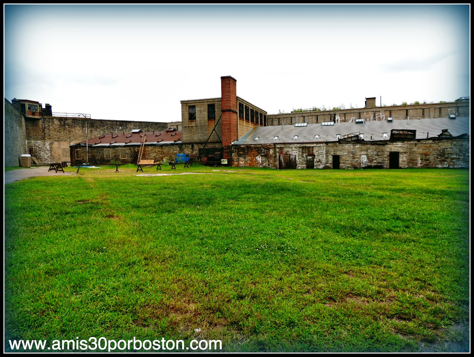 Eastern State Penitentiary, Filadelfia