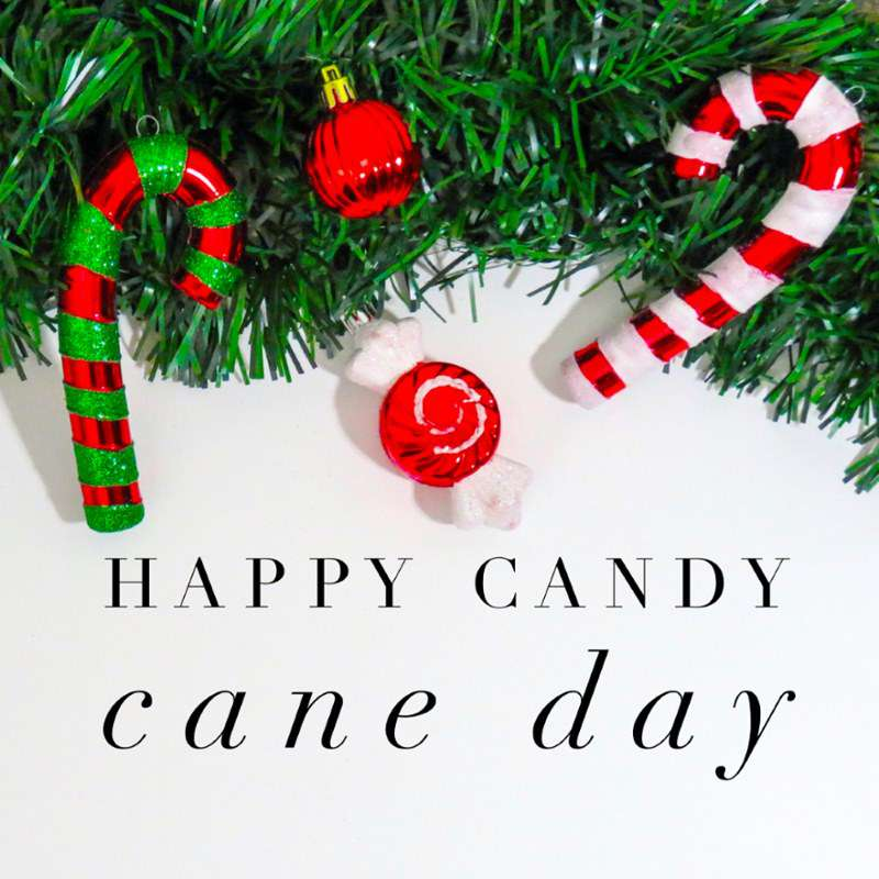National Candy Cane Day Wishes Pics