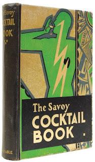 Savoy Cocktail Book di Harry Craddock