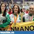 LAURA PÉREZ RECIBIRÁ LA INSIGNIA DE PLATA DEL CLUB BALONMANO CIUDAD DE ALGECIRAS