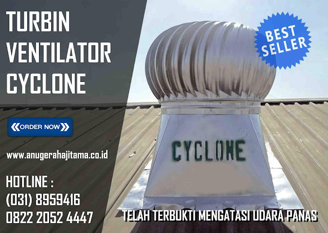Turbin Ventilator Cyclone