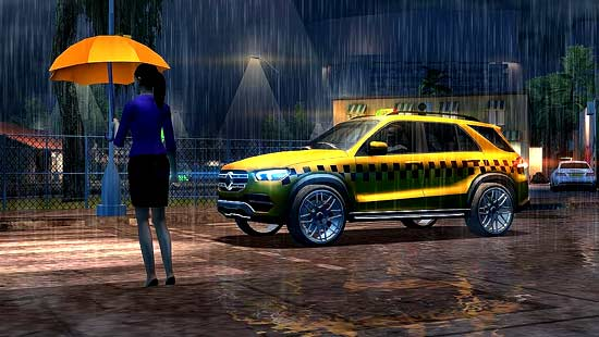 Taxi Sim 2020 Mod Apk Download