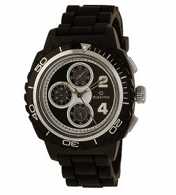 Maxima Chrono Analog Black Dial Men's Watch just for Rs.795 Only (Limited Period Deal)