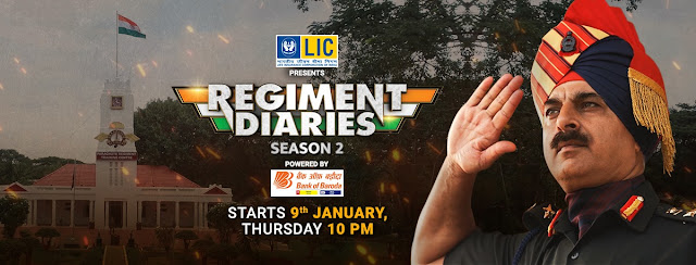 Regiment Diaries Season 2 on EPIC Tv Channel Plot Wiki,Host,Promo,Timing