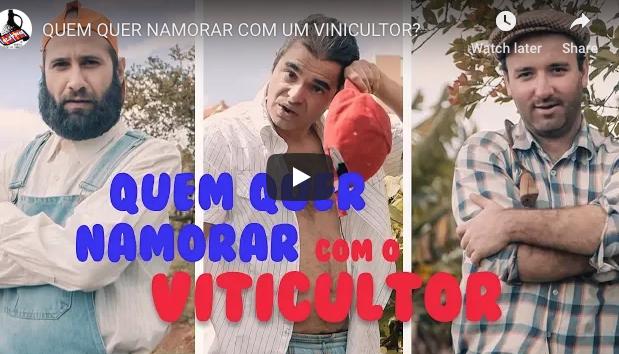QUEM QUER NAMORAR COM UM VINICULTOR? | 4Litro