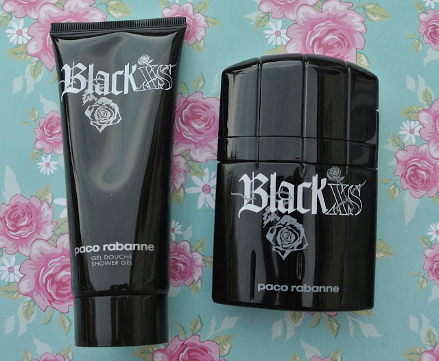 paco rabanne black xs his review