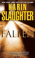 Book cover of The Fallen by Karen Slaughter