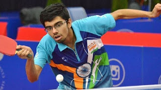 Manav Thakkar became World no.1 in Latest ITTF Ranking