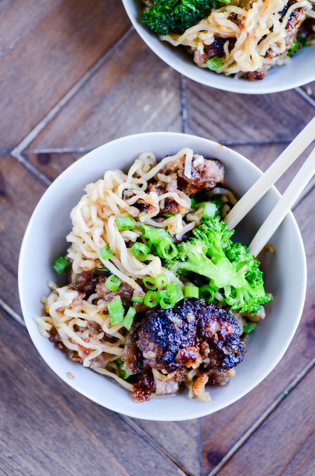 This recipe is the bomb.com. I've never been a beef and broccoli fan, but one bite of this completely changed my mind. A little sweet, a lot of flavor, and one perfect better-than-take-out family dinner.