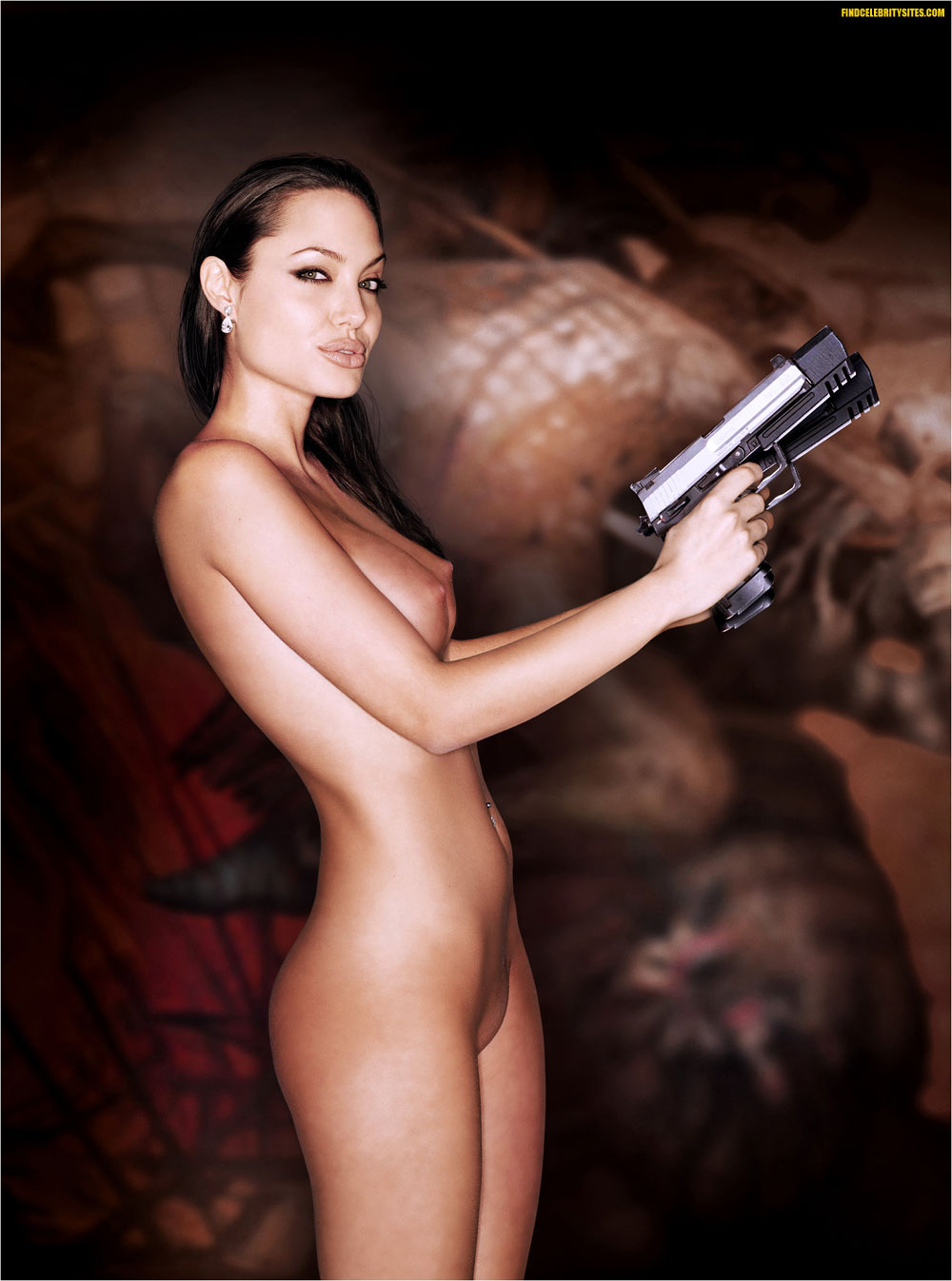 Authoritative message Angelina jolie erotic photo shoot think, that
