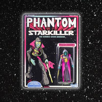 Phantom Starkiller New York Comic Con 2013 Reissue Resin Figure by Killer Bootlegs