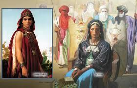 نص تين هينان المملكة الأمازيغية