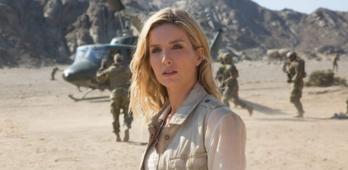 James Wan signs Annabelle Wallis for his next horror movie