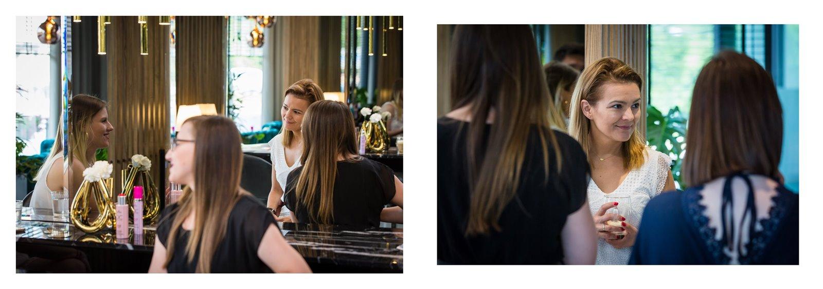 2 Event w łódzkim salonie fryzjerskim LUISSE na temat pielęgnacji BC FIBRE CLINIX Schwarzkopf Professional. Salon fryzjerski Łódź - moja opinia na temat produktów BC Fibre Clinix.