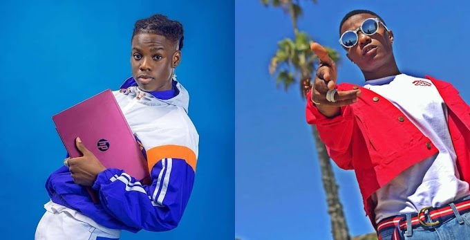[GIST] Rema Says Wizkid Is A Legend, Opens Up On His Love Life