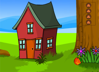 Juegos de Escape - Pleasant Forest House Escape