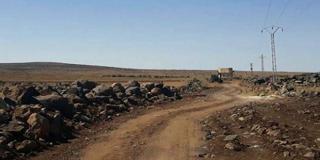 مطالب بإعادة تأهيل طريق صلخد تل سبار في السويداء