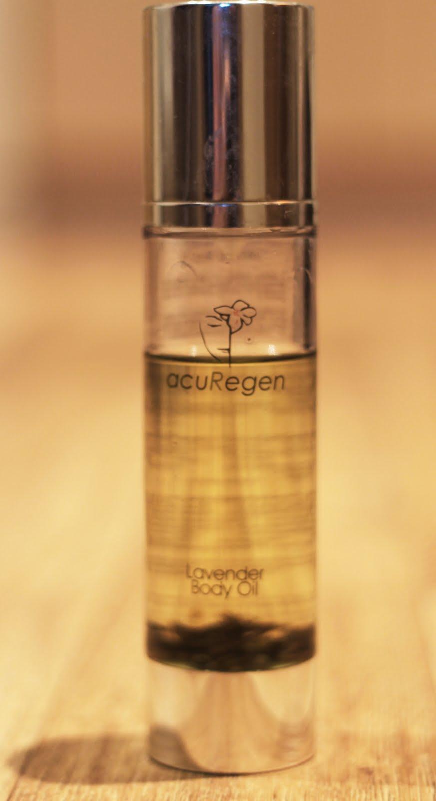 Smooth skin for winter - acuregen body oils