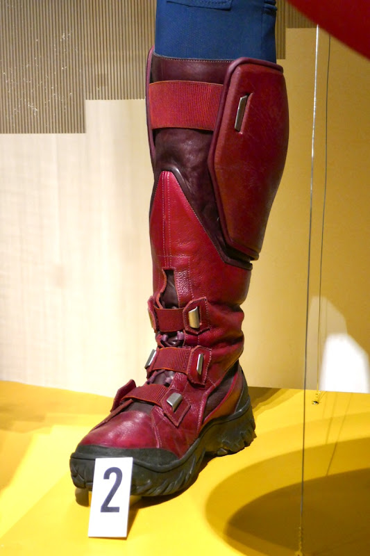 Captain America movie costume boot Avengers
