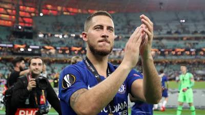 Eden Hazard Chelsea rechazo oferta del Real Madrid