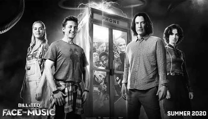 Bill & Ted 3 Full Movie Download 720p, 480p Online Leaked by MovieRulz