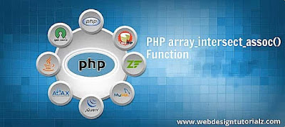 PHP array_intersect_assoc() Function