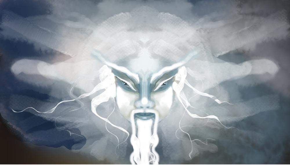Tsukuyomi - O Deus da Lua e da Etiqueta na Mitologia Japonesa