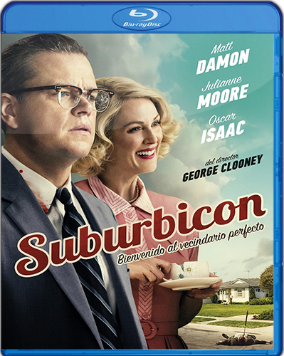Suburbicon [2017] [BD50] [Latino]