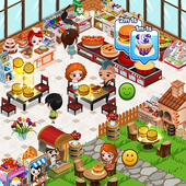 Cafeland - World Kitchen Mod Apk, Cafeland - World Kitchen Mod Apk Free, Cafeland - World Kitchen Mod Apk android