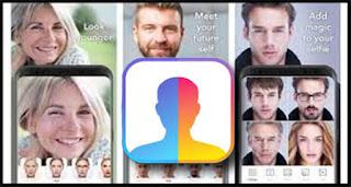 تحميل تطبيق فيس اب   تعديل على الصور تقدم العمر.