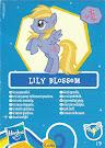 MLP Wave 7 Lily Blossom Blind Bag Card