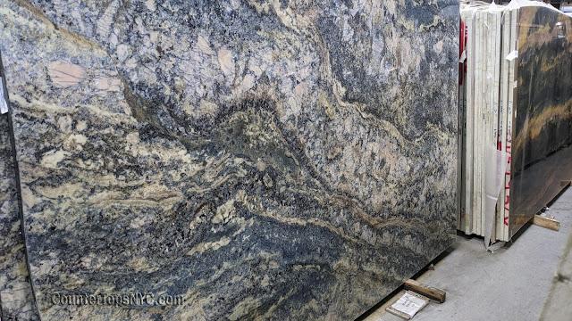 Azurite Granite Natural Stone Slab NYC