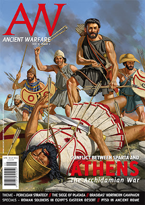 Ancient Warfare X.1, Apr-May 2016