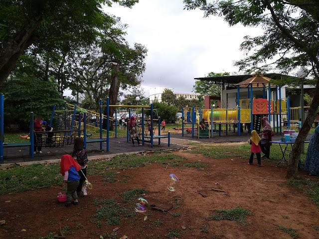 Cuti best di Kuantan dengan anak-anak