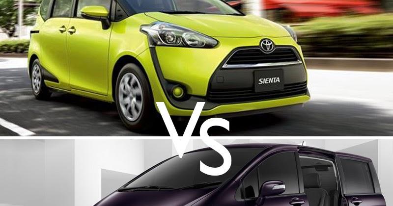 Perbandingan Toyota Sienta Dengan Honda Freed Mana Yg Lebih Unggul