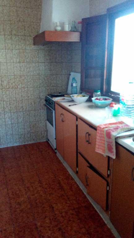chalet en venta camino fondo castellon cocina