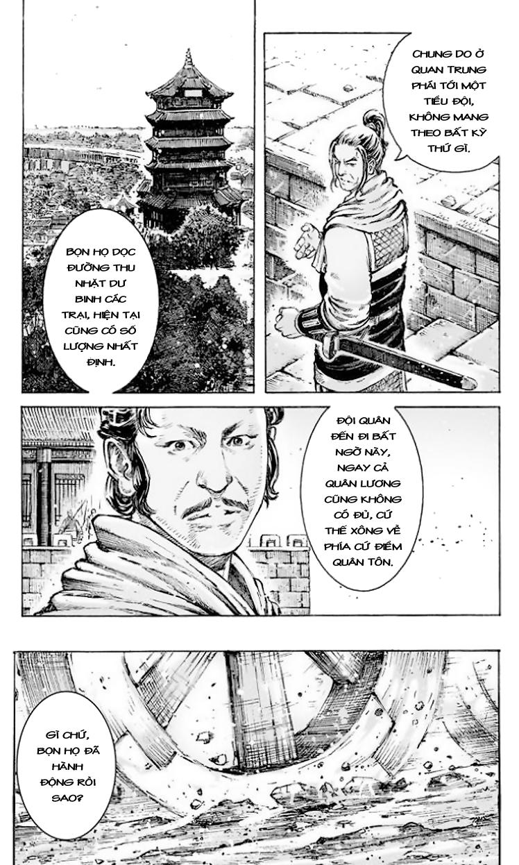Hỏa phụng liêu nguyên Chương 511: Phục binh cao hạ trang 6