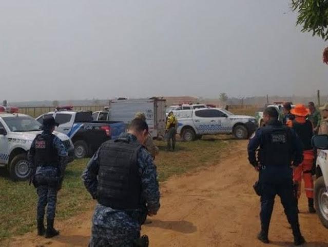 Duas pessoas morrem após confronto a tiros com a PM em área de conflito agrário