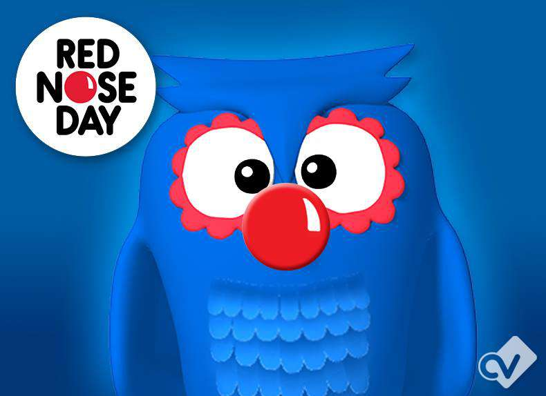 Red Nose Day Wishes