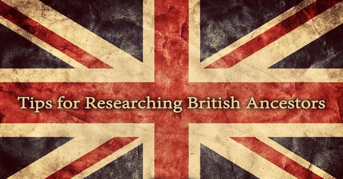 British Ancestors