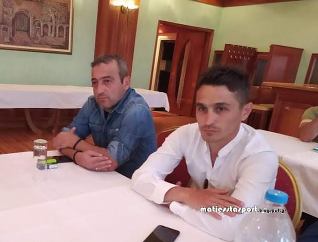 Συνέντευξη τύπου του Εορδαϊκού  - Παρουσίαση του επενδυτή Θανάση Κρυτσάνη - Ανακοινώθηκε επίσημα ο Δημήτρης Σιαπανίδης - Στόχος η άνοδος στην Γ' Εθνική 6