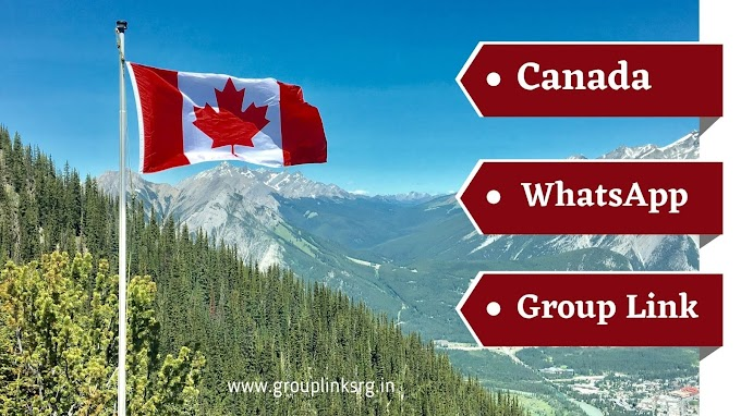 650+ New Canada WhatsApp Group Link - Join Now
