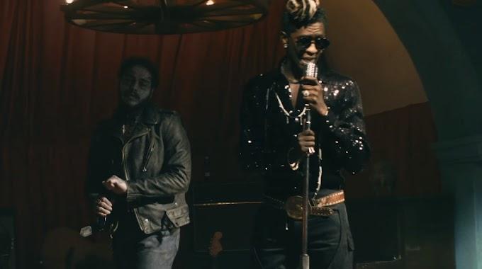 """Novo single """"Goodbyes"""" do Post Malone com Young Thug estreia no top 3"""