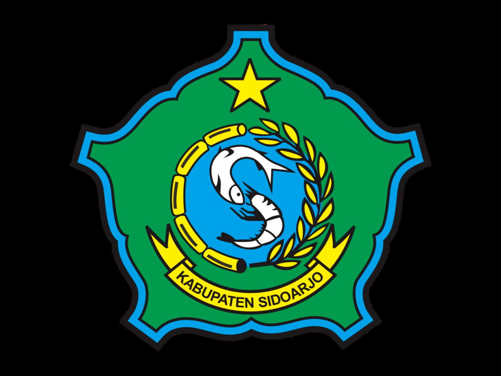Logo Kabupaten Sidoarjo Format PNG