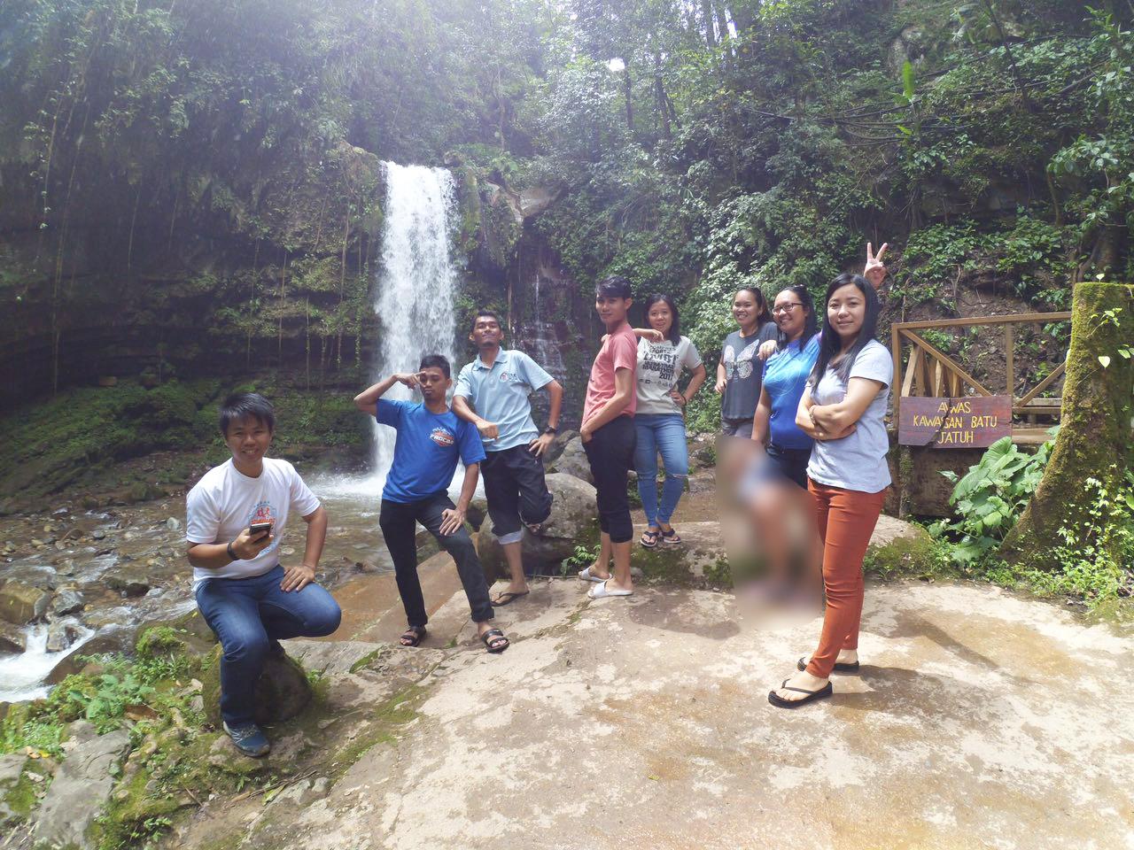 Air Terjun Mahua