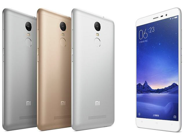 Xiaomi Redmi Note 3 Price Specifications and Review