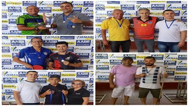 AABB - Patos, realiza a Jornada Esportiva Microrreginal de AABB's